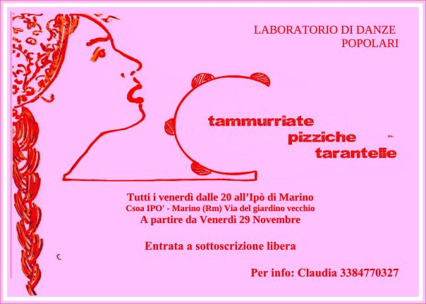 LABORATORIO DI DANZE