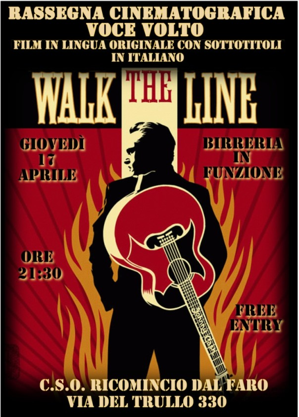 cine walk the line