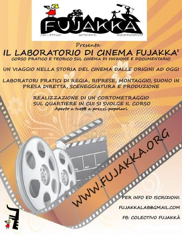 laboratorio di cinema fujakká