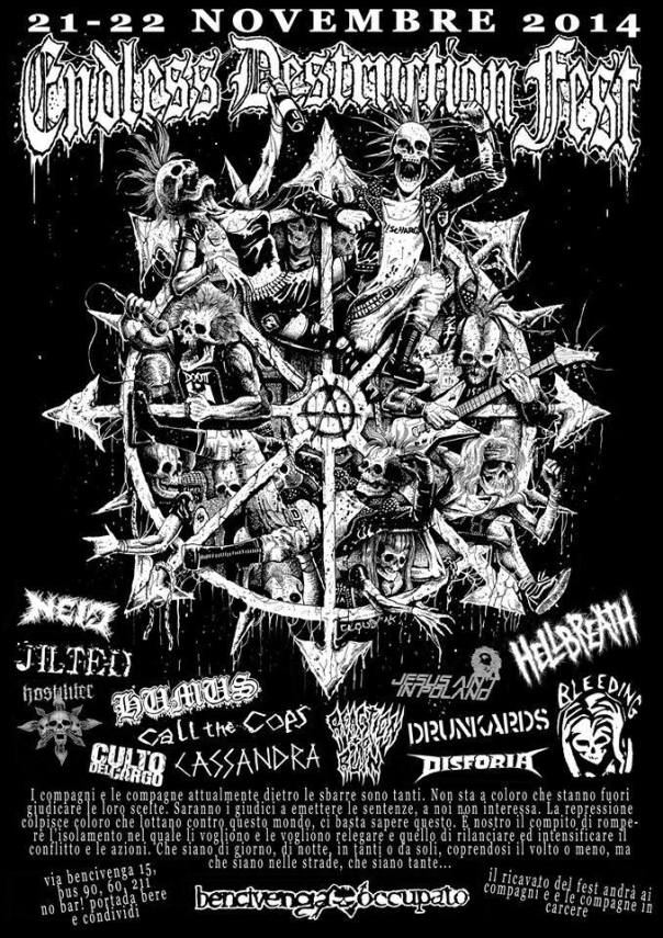 Endless Destruction Fest