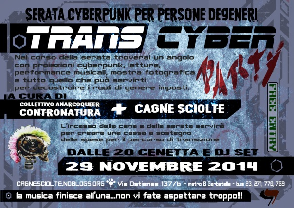 trans cyper party COL