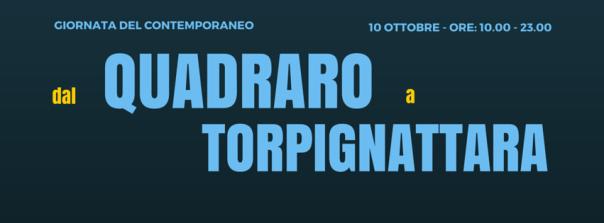 Quadraro to Torpigna